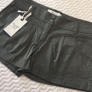 American Rag NWT Olive Shorts Juniors 7